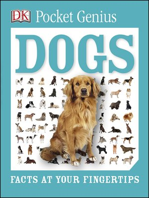 cover image of Dogs: Facts at Your Fingertips